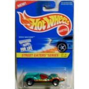 Hot Wheels 1995-412 Speed Machine Street Eaters Series 1 of 4 1:64 Scale