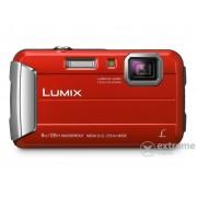 Aparat foto Panasonic DMC-FT30, roşu
