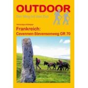 Véronique Kämper - Frankreich: Cevennen - Stevensonweg GR 70 (OutdoorHandbuch) - Preis vom 02.04.2020 04:56:21 h