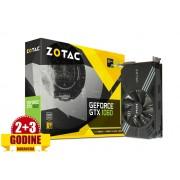 Grafička kartica GeForce GTX1060 Zotac Mini 6GB DDR5, HDMI/3XDP/DVI/192bit/ZT-P10600A-10L