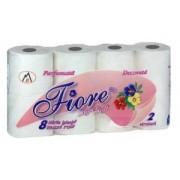 Hartie Igienica Fiore Super Soft Alba 8 role 2 straturi