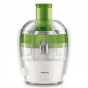 Сокоизстисквачка, Philips Viva compact, 1.5L, 500W, Green (HR1832/52)