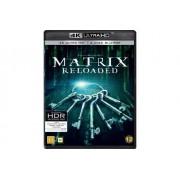 Blu-Ray Matrix 2: Reloaded 4K UHD (2003) 4K Blu-ray