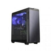 Кутия Zalman Z9 NEO Plus, ATX/mATX/miniITX, 2x USB 3.0, 2x USB 2.0, с безрамков прозорец, черна, без захранване