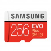 Card Memorie Micro SDXC 256GB SAMSUNG