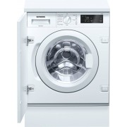 Siemens WI14W300GB iQ500 Integrated Washing Machine - White