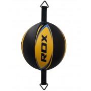 RDX Brza lopta za boks sa kožnim trakama