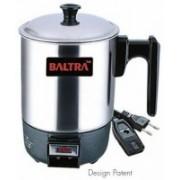 Baltra BHC-102 Electric Kettle(1 L, Steel & Black)