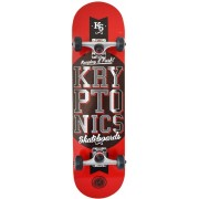 Skateboard Star Krypto: Fresh 79 cm/ABEC5