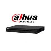 DVR DAHUA 16 CANALES HDCVI PENTAHIBRIDO 4MP/ 4K/ 1080P/ H265+/8 CH IP ADICIONALES 16+8/ IVS/ 2 SATA HASTA 20TB/ P2P/SMART AUDIO HDCVI