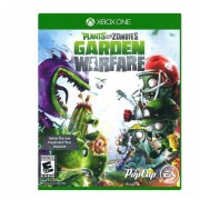 Xbox One Juego Plants Vs Zombies Garden Warfare