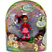 Disney Fairies Tinker Bell & The Lost Treasure 3.5 Inch Mini Figure Rosetta Works with Flitterific Wand!