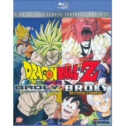 DragonBall Z: Broly Double Feature [Blu-ray]