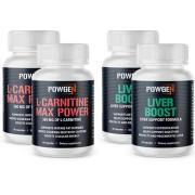 PowGen Power Pack - 50% EXTRA - para quemar grasas con la ayuda del hígado.