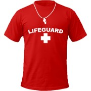 Tricou Lifeguard