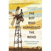 The Boy Who Harnessed the Wind, Paperback/William Kamkwamba