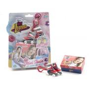 Breloc Mini - patine Soy Luna - Gaston
