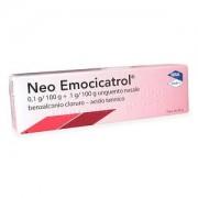 Ibsa Farmaceutici Italia Srl Neoemocicatrol 1 Mg/G + 20 Mg/G G Unguento Nasale Tubo 20 G