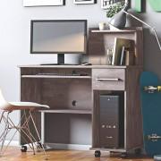 MESA PARA COMPUTADOR PC DESKTOP 1,11m MDP BRILHO UV