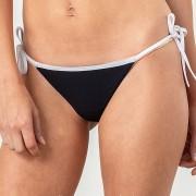 Calvin Klein String Side Tie Swim Bikini Black