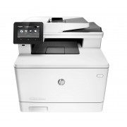 HP Color Laserjet M477fnw mfp a4 Copy scn fx