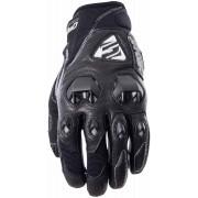 Five Stunt Evo Replica Leather Guantes Negro XL