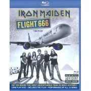 Flight 666 [Blu Ray] [Blu-Ray Disc]