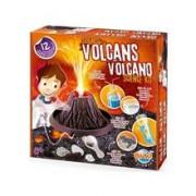 Stiinta Vulcanilor 12 Experimente