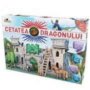 Puzzle 3D Cetatea Dragonului, 116 piese