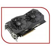Видеокарта ASUS RX 570 1300Mhz PCI-E 3.0 4096Mb 7000Mhz 256 bit 2xDVI HDMI HDCP ROG-STRIX-RX570-O4G-GAMING 90YV0AJ0-M0NA00