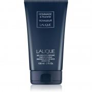 Lalique Hommage À L'Homme Voyageur sprchový gel pro muže 150 ml