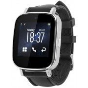 "Smartwatch KRUGER&MATZ Classic 2, TN 1.54"", Bluetooth (Negru) + Cartela SIM Orange PrePay, 6 euro credit, 4 GB internet 4G, 2,000 minute nationale si internationale fix sau SMS nationale din care 300 minute/SMS internationale mobil UE"