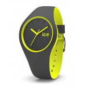 Ice-Watch DUO IW001486 Anthracite Yellow Small horloge
