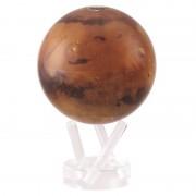 Magic Floater Mini globos terráqueos FU 1103Ma, Marte
