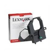 Lexmark 11A3550 cinta nylon entintada negra