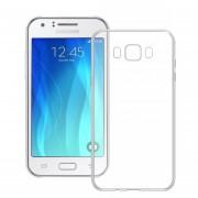 Funda Para Samsung J100 Galaxy J1 Silicon TPU - Transparente