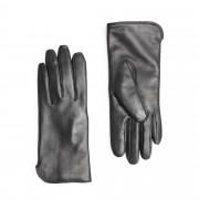 Handskmakaren Rho handskar i skinn, dam, Svart, 7