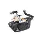 Pochete Deuter Security Money Belt - PRETO Deuter
