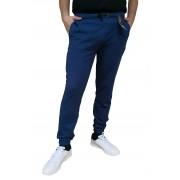 Pantaloni trening barbati cm colection culoare albastru S