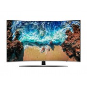 "TV LED, SAMSUNG 55"", 55NU8502, Curved, Smart, 2700PQI, WiFi, UHD 4K (UE55NU8502TXXH)"