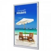 Jansen Display Uzamykatelný plakátový rám Premium 1200 x 1800 mm
