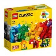 Конструктор Лего Класик - Тухлички и идеи, LEGO Classic 11001