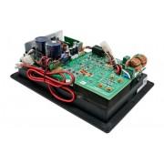 Earthquake IQ-600R Plate amp inbyggnadssteg Svart