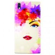Husa silicon pentru Allview X2 Soul Style Pretty Face