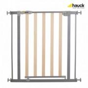 Poarta Siguranta - Wood Lock - Silver