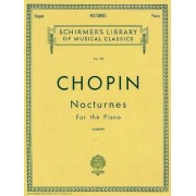 Chopin: Nocturnes for the Piano, Paperback
