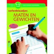 Tijd voor Huiswerk Oefenblaadjes- maten en gewichten 9-10 jaar