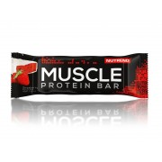 MUSCLE PROTEIN BAR - banán, 55 g