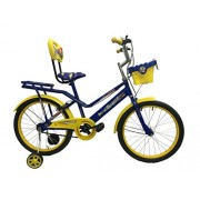 Torado Angel Wing 20 Inch Blue Bicycle for Children 7- 10 years Semi-Assembled