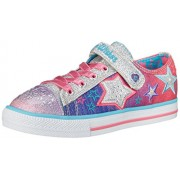 Skechers Girls' Enchanters Multicolor Sneakers - 12 UK/India (30 EU) (13 US)